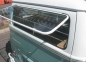 Preview: Safari Fenster Safari Window hinten VW T2a T2b T1 pulverbeschichtet weiß