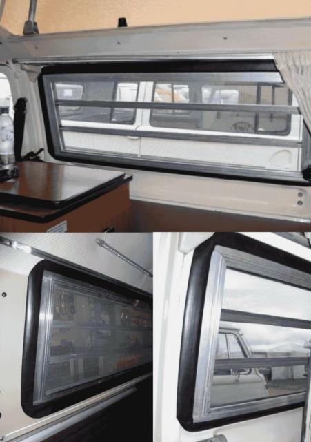1x Drehknopf lamellenfenster VW Bus T2 T2Ab T2b Bulli Westfalia ...