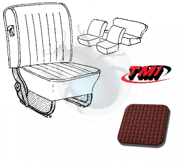 sitzbez ge rot vw k fer fahrer beifahrersitz. Black Bedroom Furniture Sets. Home Design Ideas