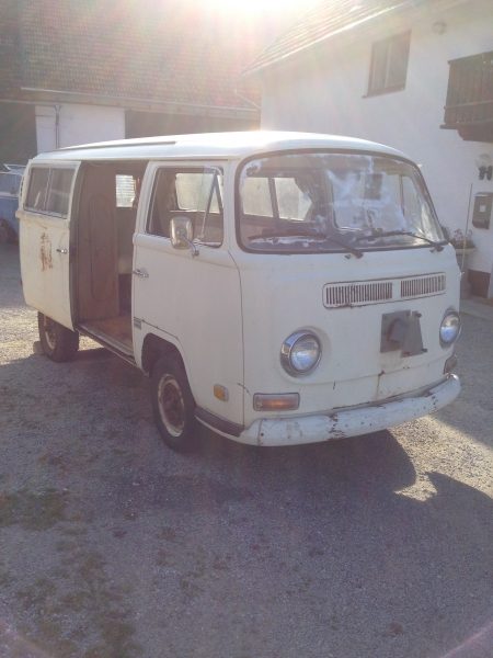 SOLD - VW Bus T2a 1970 Camper