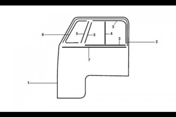 Aircooled shop ersatzteile f r luftgek hlte fahrzeuge for Fenster 3 teilig